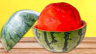 30 AWESOME WATERMELON HAĊKS THAT WILL FRESHEN UP YOUR DAY