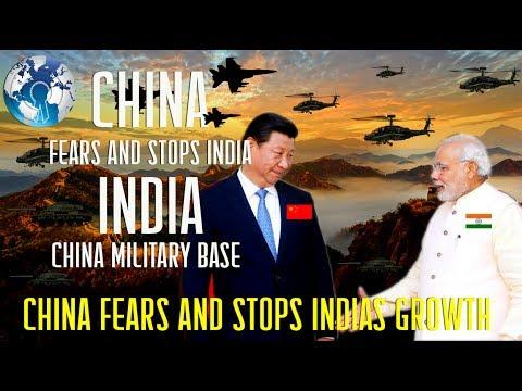 CHINA is Afraid again and creating Economic Zones to STOP INDIAs Economic GROWTH around India