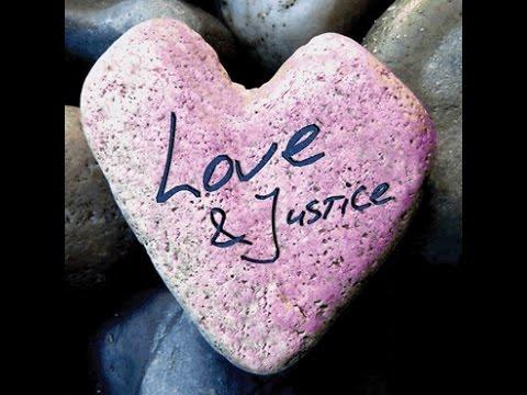 Love & Justice 9 13 15