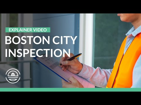 Boston City Inspection - Explained