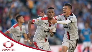 Resumen | Cruz Azul 0 - 1 Atlas | Clausura 2017 - Jornada 7 | Televisa Deportes