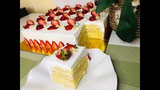 молочнаядевочка milchmädchen торт НЕЖНЫЙ Торт МОЛОЧНАЯ ДЕВОЧКА за 30 минут ПОТРЯСАЮЩЕ ВКУСНО