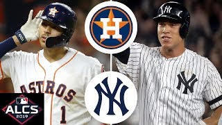Houston Astros Vs. New York Yankees Highlights | Alcs Game 4 (2019)