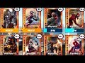 Spider Man Unlimited ALL INFINITE CHARACTERS UNLOCKED mp3