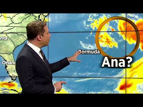 National Hurricane Center tracks potential first named storm of season