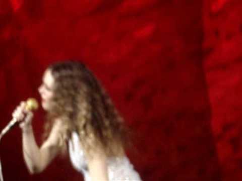 Vanessa Paradis - Joe Le Taxi - Marseille 2007