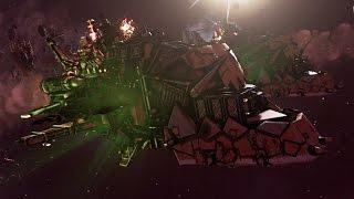 Battlefleet Gothic: Armada - ORK