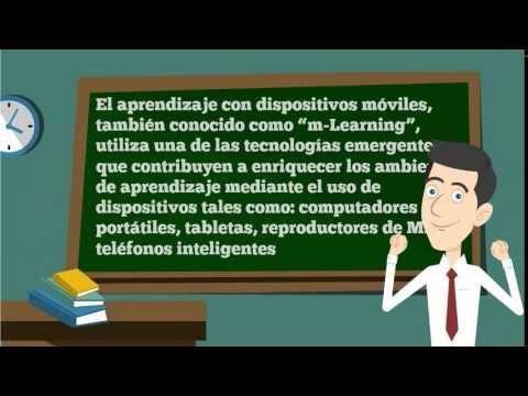 Docentesconectadousomovilesaula El uso de dispositivos moviles en el aula. - Magazine cover