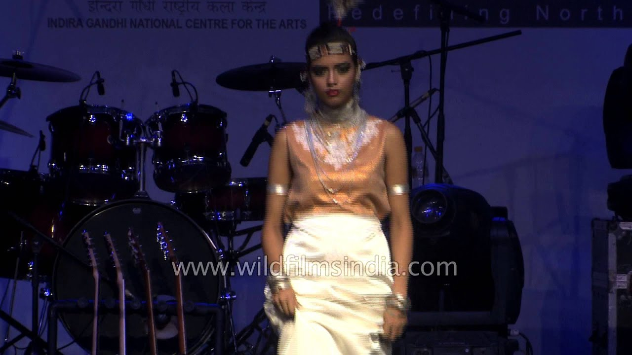 01e65b8e72 Designs of Tatyana Momin from Meghalaya - YouTube