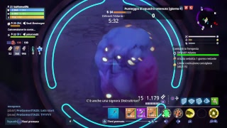 Fortnite ITA Save the Level 20 World Royal Battle 117 Wins