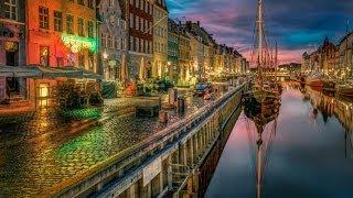 #122. Копенгаген (Дания) (просто невероятно)(Самые красивые и большие города мира. Лучшие достопримечательности крупнейших мегаполисов. Великолепные..., 2014-07-01T02:20:33.000Z)