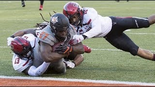 2018 NCAA Football - Week 4 - Texas Tech at Oklahoma State
