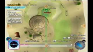 Super Swing Golf: Season 2 -- Vs. Com Match Play, Level 1 Cecilia