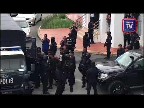 33 ahli Geng 24 Apache didakwa