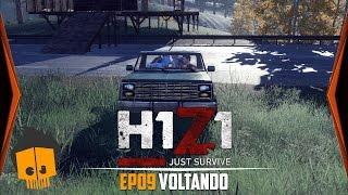 H1Z1 GAMEPLAY JUST SURVIVE EP07 VOLTANDO DO HOSPITAL (Português PT-BR CanaldoJoni)