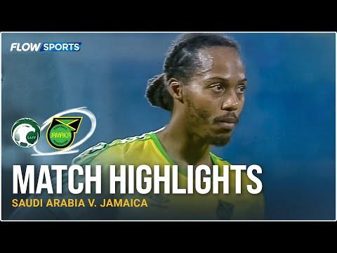 HIGHLIGHTS | Saudi Arabia v. Jamaica (International Friendly) - Nov. 17, 2020