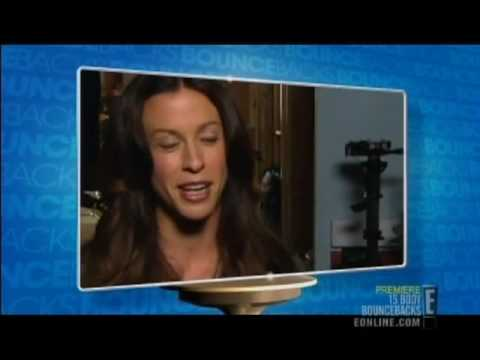 """Alanis Morissette's Weight Loss Success with """"Eat To Live"""" by Dr. Fuhrman"""
