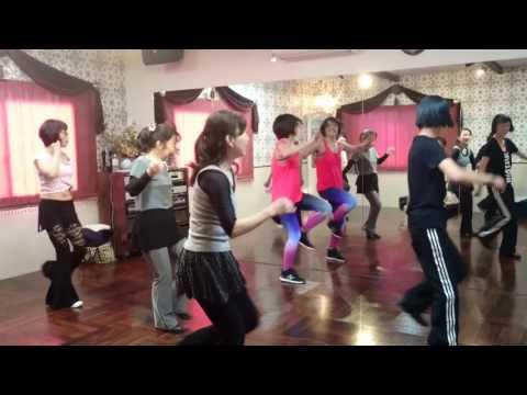徳島市川内町スタジオ-Orange Garnet- (尾崎ひとみ ZUMBA②)