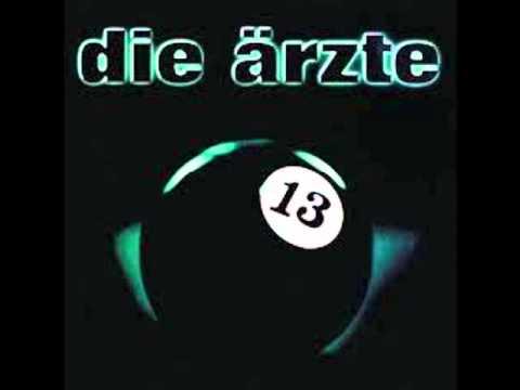 Die Ärzte  13 1998 Album
