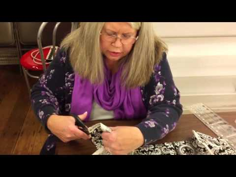 DIY Home Decor-Make your own curtains w/ grommets at Pacific Fabrics