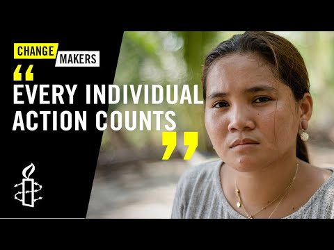 The Super-Typhoon Survivor Saving her Community