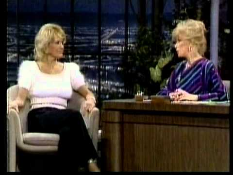 Joan Rivers interviews Angie Dickinson in 1983