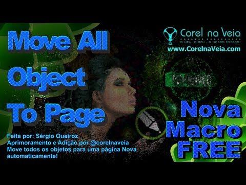 Free CorelDraw Macro - Collections 2018