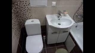 Ремонт ванной комнаты (Хрущевка)