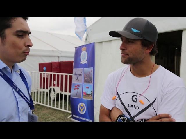 Entrevista a Sebastian Alvarez