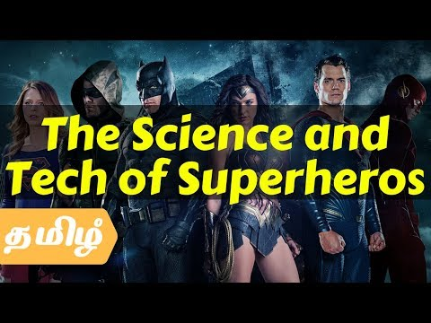 The Science and Tech of Superheros (தமிழ்) | New Series Promo Teaser