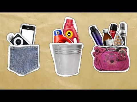 Nevarni Odpadki - Skrivnostni Svet Omar 1. Del