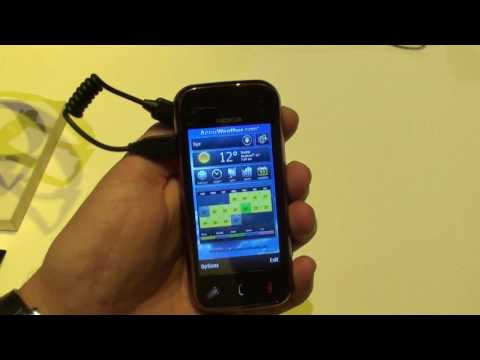 Hands-on With Nokia N97 Mini