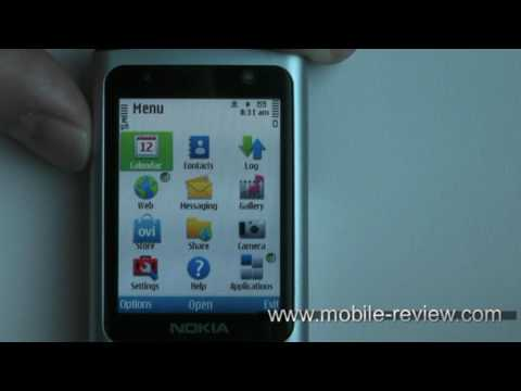 Nokia 6700 Slide Demo