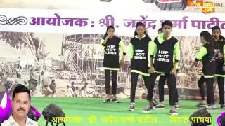 v forces crew junior perform in dombivli