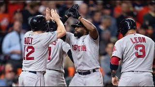 Red Sox vs Astros | ALCS Highlights Game 3 ᴴᴰ