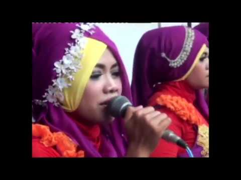 QOSIDAH MODERN -ANNISA - MISKIN TAPI BAHAGIA