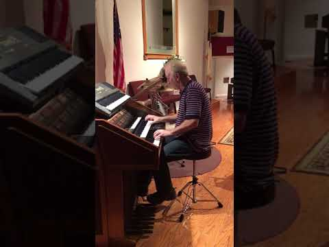 """Charles Ritchie plays """"Shall We Gather At The River"""" (1:35)"""