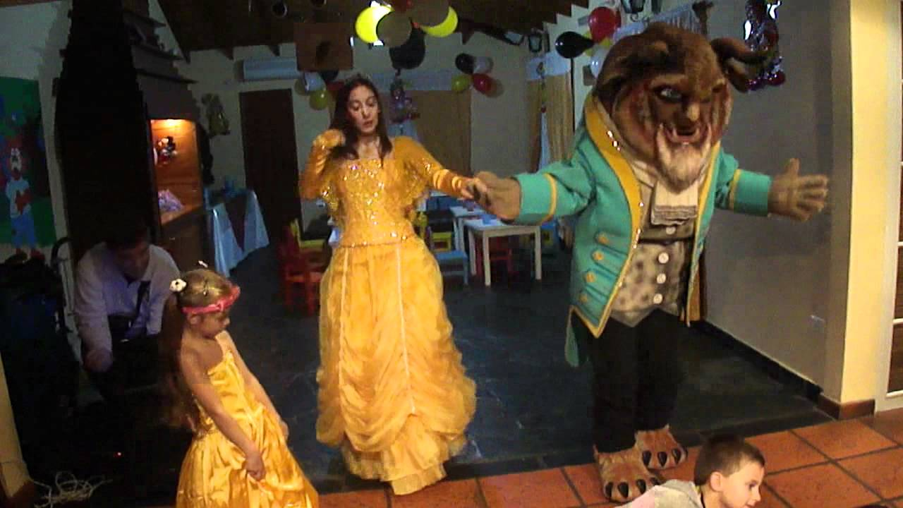 Custom Made Beauty and the Beast Belle Golden Yellow