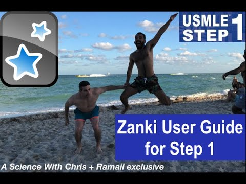 Zanki User Guide For Step 1