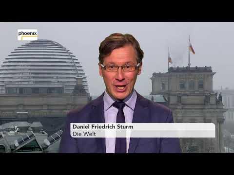 Bon(n)jour Berlin: Daniel Friedrich Sturm (Die Welt) am 20.03.2018