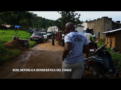 Associated Press: Se fugan 1.300 presos tras ataque rebelde a cárcel del Congo
