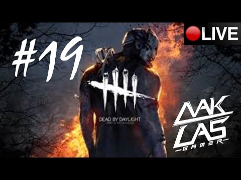 [live] dead by daylight day 19