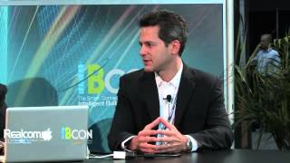 Realcomm | Ibcon 2013: Justin Segal - Boxer Properties - Analytics