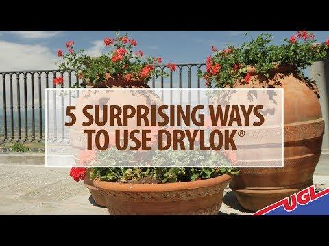 5 Surprising Ways To Use DRYLOK®