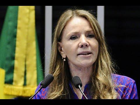 Vanessa elogia iniciativa do governador do AM contrária à convalidação de incentivos fiscais