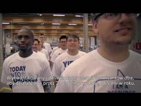 Film korporacyjny TOMRA Sorting FOOD - polskie napisy