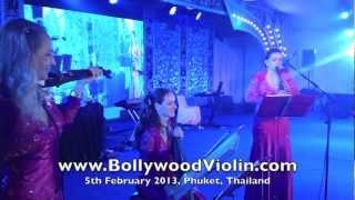 Hindi musician instrumentals Indian wedding musicians trio Phuket, India, Goa, Dubai
