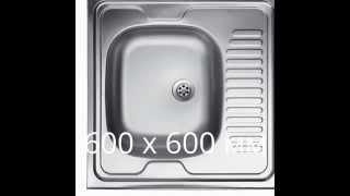 Кухонные мойки (Турция)(, 2013-11-17T15:28:27.000Z)
