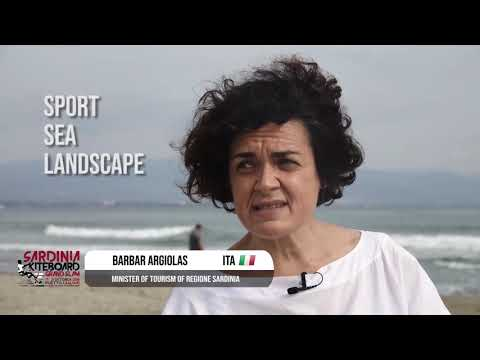 2018 Sardinia Kiteboard Grand Slam World Championship - Day 3