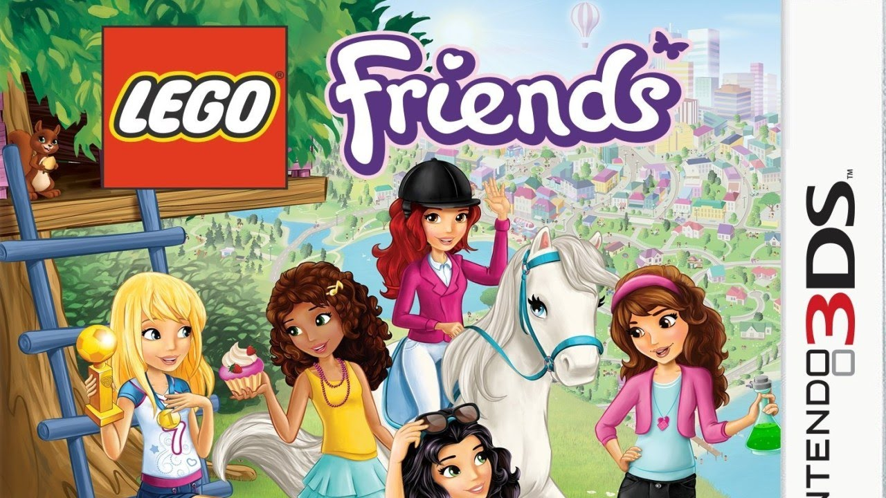 Lego Friends Gameplay Youtube
